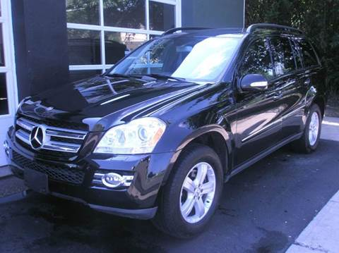 2007 Mercedes-Benz GL-Class for sale at Village Auto Sales in Milford CT