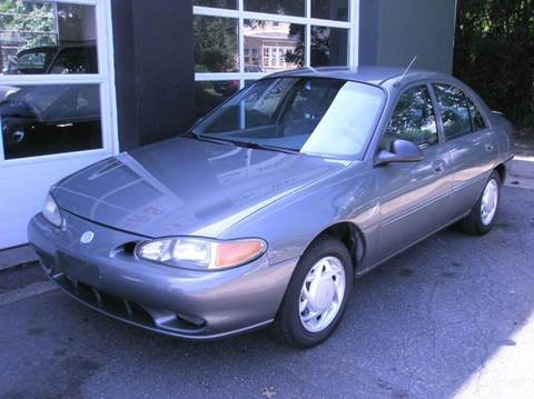 1998 Mercury Tracer for sale at Village Auto Sales in Milford CT