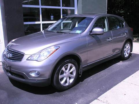 2010 Infiniti EX35 for sale at Village Auto Sales in Milford CT