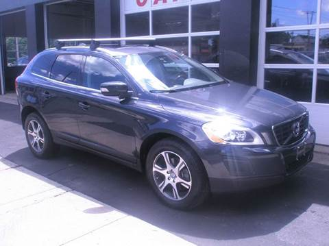 2012 Volvo XC60 for sale at Village Auto Sales in Milford CT