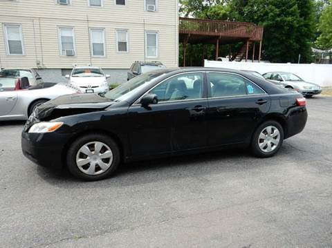 2008 Toyota Camry for sale at Village Auto Sales in Milford CT