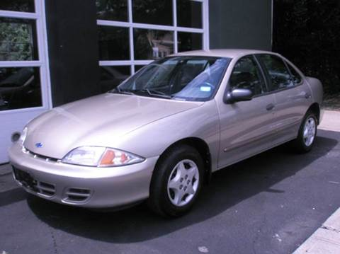 2001 Chevrolet Cavalier for sale at Village Auto Sales in Milford CT