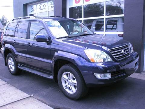2007 Lexus GX 470 for sale at Village Auto Sales in Milford CT