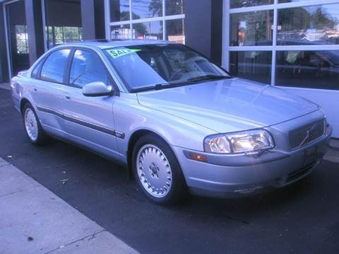 2000 Volvo S80 for sale at Village Auto Sales in Milford CT