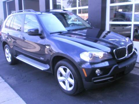 2008 BMW X5 for sale at Village Auto Sales in Milford CT