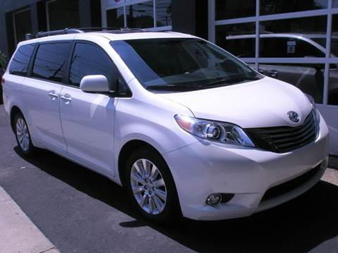2011 Toyota Sienna for sale at Village Auto Sales in Milford CT