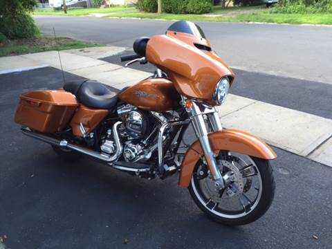 2014 Harley-Davidson Street Glide for sale at Village Auto Sales in Milford CT