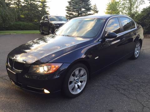 2007 BMW 3 Series for sale at Village Auto Sales in Milford CT