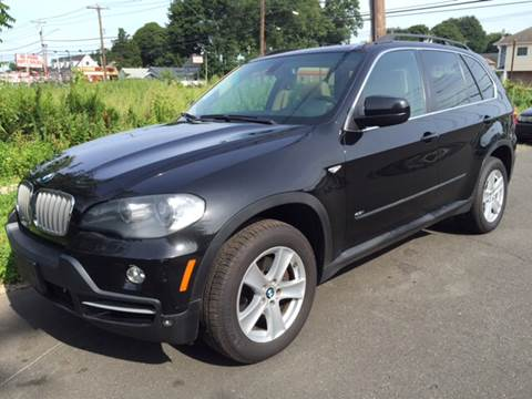 2007 BMW X5 for sale at Village Auto Sales in Milford CT