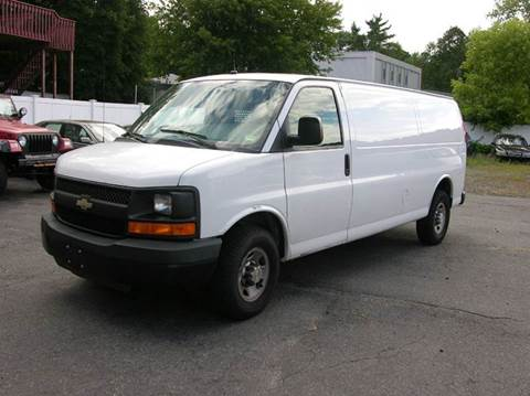 2010 Chevrolet Express Cargo for sale at Village Auto Sales in Milford CT