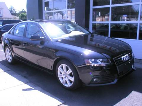 2011 Audi A4 for sale at Village Auto Sales in Milford CT