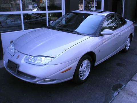 2001 Saturn S-Series for sale at Village Auto Sales in Milford CT