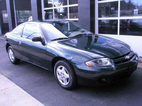 2004 Chevrolet Cavalier for sale at Village Auto Sales in Milford CT