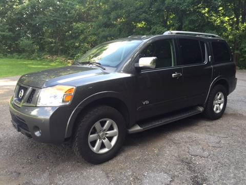 2008 Nissan Armada for sale at Village Auto Sales in Milford CT