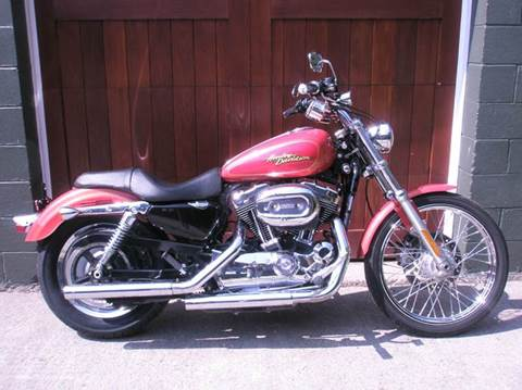 2008 Harley-Davidson Sportster for sale at Village Auto Sales in Milford CT