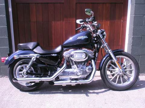 2009 Harley-Davidson Sportster for sale at Village Auto Sales in Milford CT