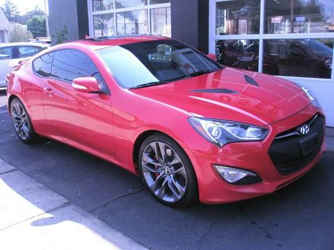2013 Hyundai Genesis Coupe for sale at Village Auto Sales in Milford CT