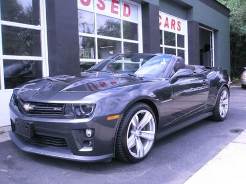 2014 Chevrolet Camaro for sale at Village Auto Sales in Milford CT