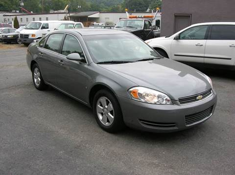 2008 Chevrolet Impala for sale at Village Auto Sales in Milford CT