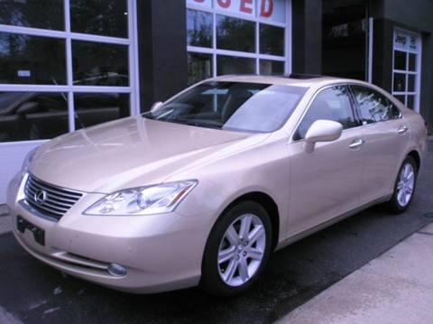 2007 Lexus ES 350 for sale at Village Auto Sales in Milford CT