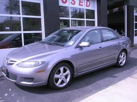2007 Mazda MAZDA6 for sale at Village Auto Sales in Milford CT