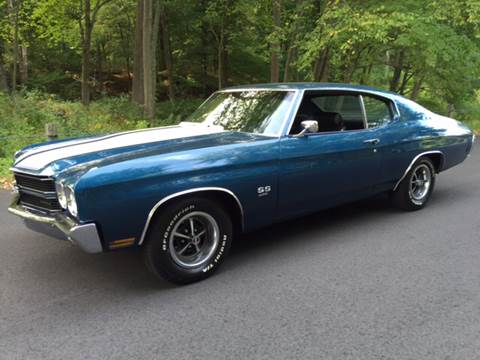 1970 Chevrolet Chevelle for sale at Village Auto Sales in Milford CT