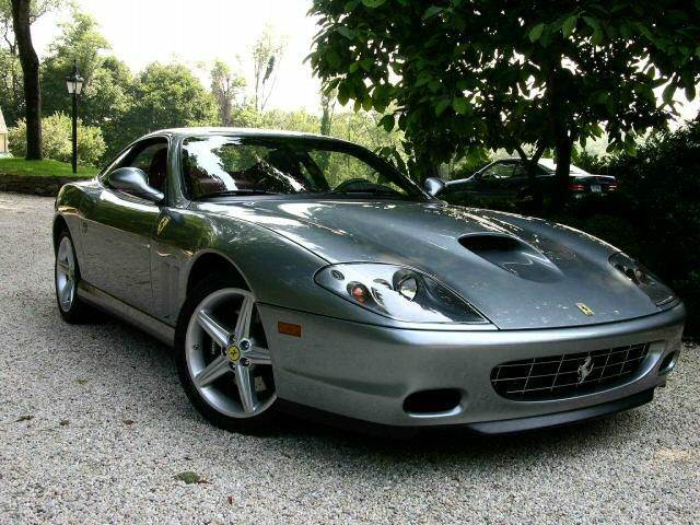 2004 Ferrari 575M for sale at Village Auto Sales in Milford CT
