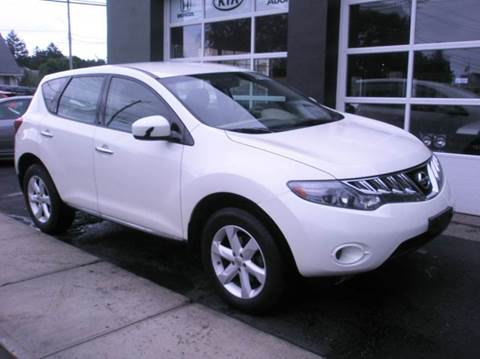 2009 Nissan Murano for sale at Village Auto Sales in Milford CT
