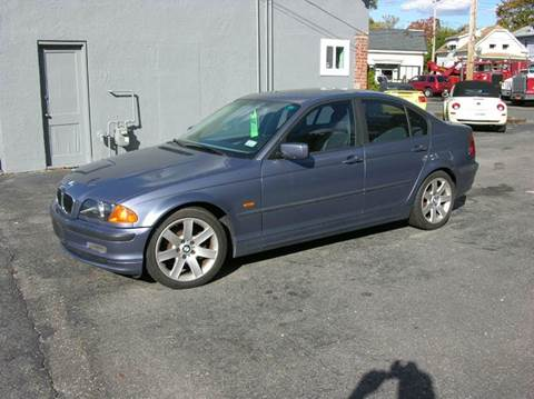 2001 BMW 3 Series for sale at Village Auto Sales in Milford CT