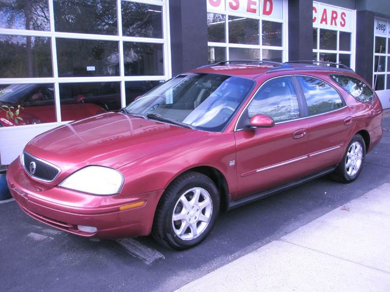 2000 Mercury Sable for sale at Village Auto Sales in Milford CT