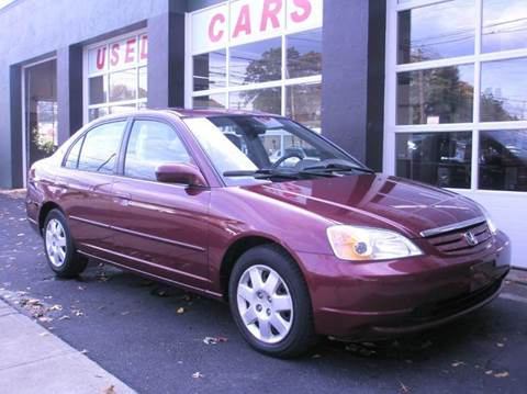 2002 Honda Civic for sale at Village Auto Sales in Milford CT