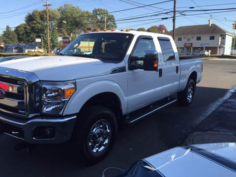 2013 Ford F-250 Super Duty for sale at Village Auto Sales in Milford CT