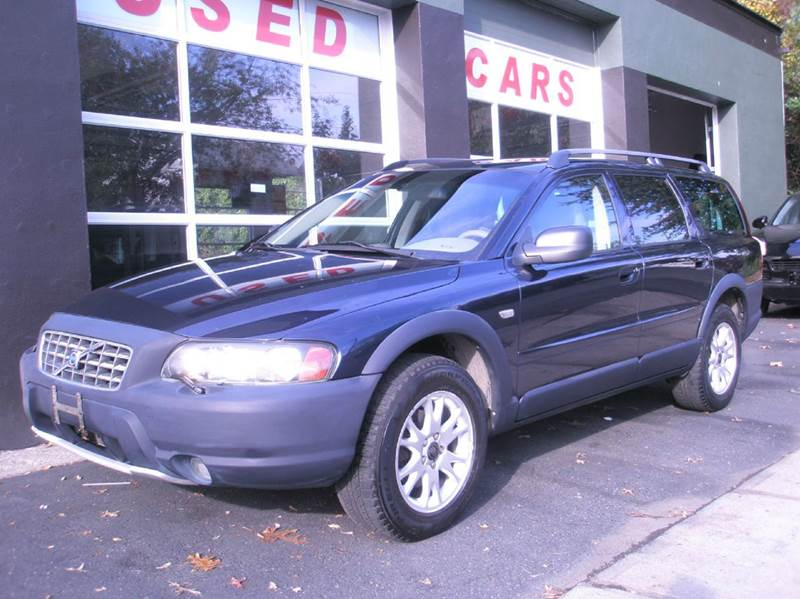 2004 Volvo XC70 for sale at Village Auto Sales in Milford CT