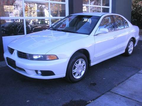 2002 Mitsubishi Galant for sale at Village Auto Sales in Milford CT