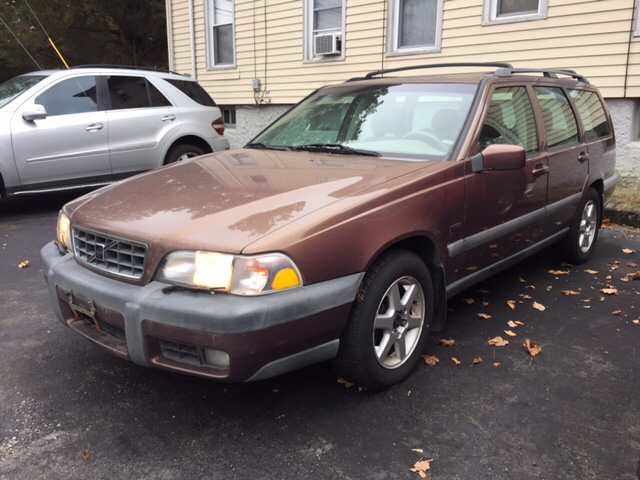 1998 Volvo XC70 for sale at Village Auto Sales in Milford CT