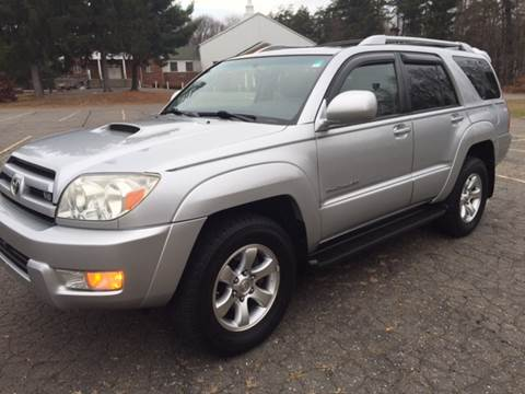 2005 Toyota 4Runner for sale at Village Auto Sales in Milford CT