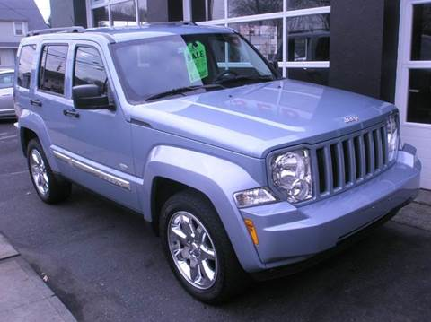 2012 Jeep Liberty for sale at Village Auto Sales in Milford CT