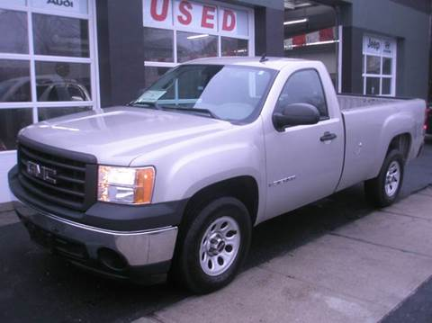 2008 GMC Sierra 1500 for sale at Village Auto Sales in Milford CT