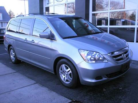 2005 Honda Odyssey for sale at Village Auto Sales in Milford CT