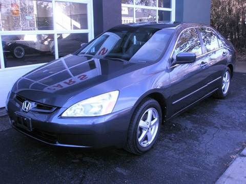 2004 Honda Accord for sale at Village Auto Sales in Milford CT