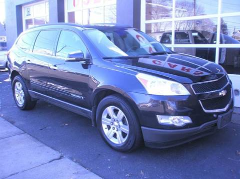 2009 Chevrolet Traverse for sale at Village Auto Sales in Milford CT