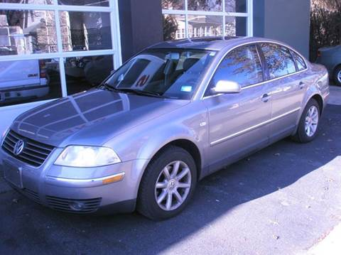 2004 Volkswagen Passat for sale at Village Auto Sales in Milford CT