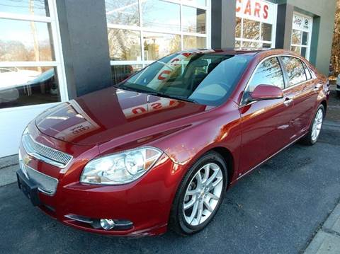 2009 Chevrolet Malibu for sale at Village Auto Sales in Milford CT