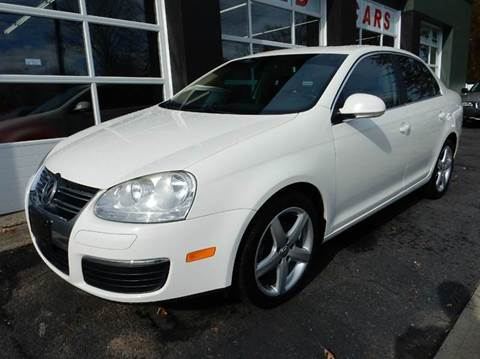 2008 Volkswagen Jetta for sale at Village Auto Sales in Milford CT