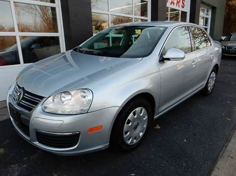2006 Volkswagen Jetta for sale at Village Auto Sales in Milford CT
