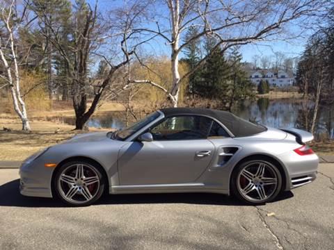 2008 Porsche 911 for sale at Village Auto Sales in Milford CT