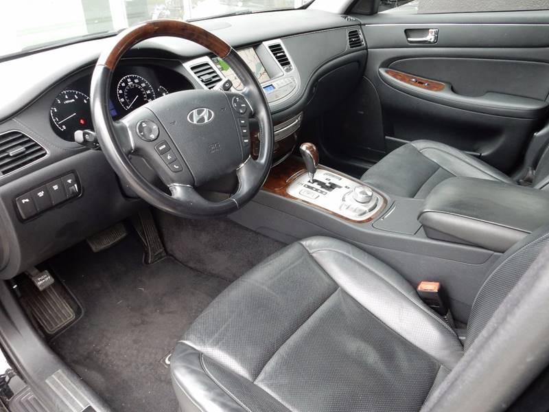 2009 Hyundai Genesis 4.6L V8 4dr Sedan Technology Package - Ansonia CT