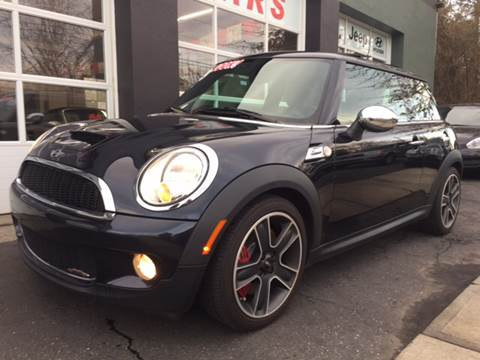 2009 MINI Cooper for sale at Village Auto Sales in Milford CT