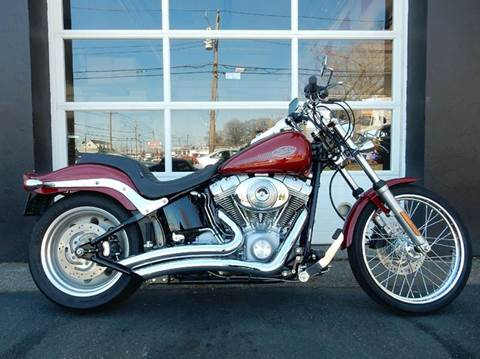 2006 Harley-Davidson Softtail for sale at Village Auto Sales in Milford CT
