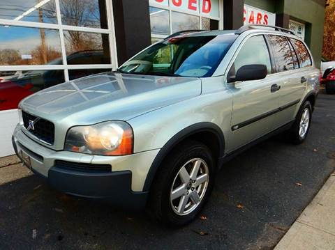 2005 Volvo XC90 for sale at Village Auto Sales in Milford CT